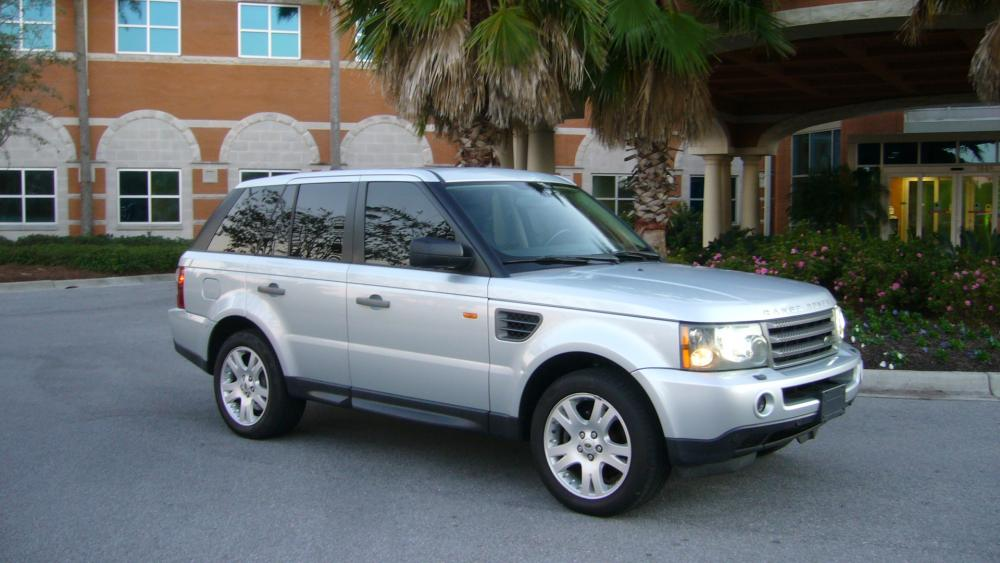 Land Rover Hse >> 2006 range rover HSE sport, luxury/navigation - Land Rover ...
