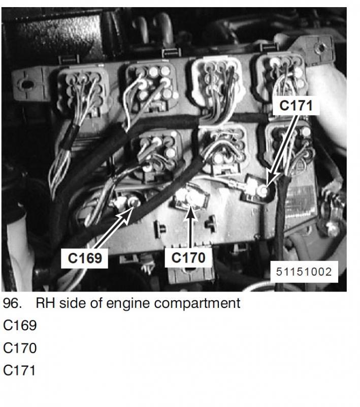 1997 p38 - fuse 12, 13, 14, 15 failure - Land Rover Forums
