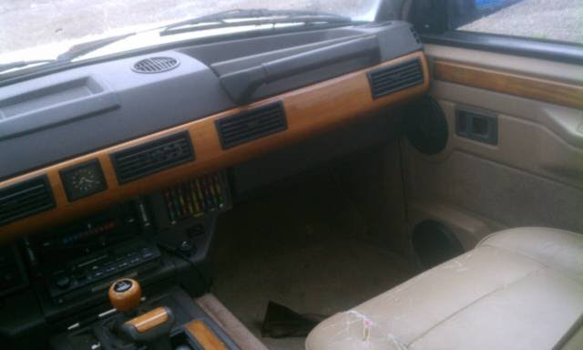 Parting Out 1992 Range Rover Classic Lse Chicago Area Willing To Ship Land Rover Forums