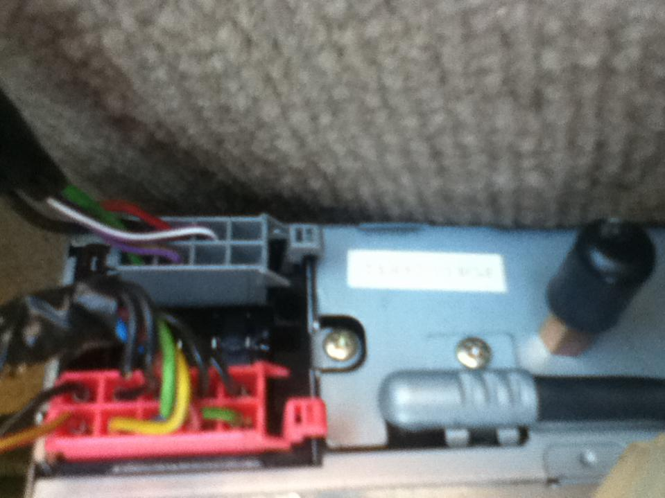 94 RRC Radio wiring Land Rover Forums Land Rover and Range