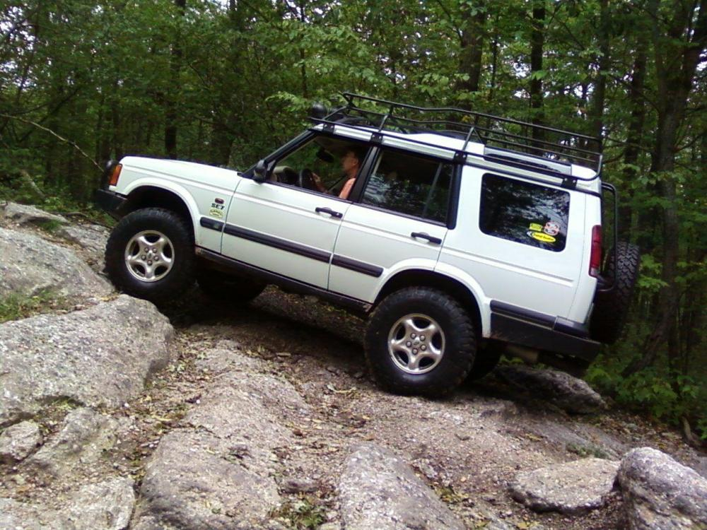 D2 235 85 R16 Tires Anybody Land Rover Forums Land Rover And Range Rover Forum