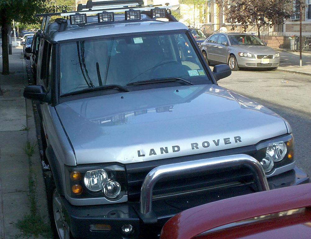 roof lights rail attachaments land rover forums land rover and range rover forum. Black Bedroom Furniture Sets. Home Design Ideas
