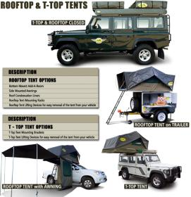 ... Click image for larger version Name rooftop2-1.jpg Views 4760 Size ... & Roof Top Tents - Land Rover Forums : Land Rover and Range Rover Forum