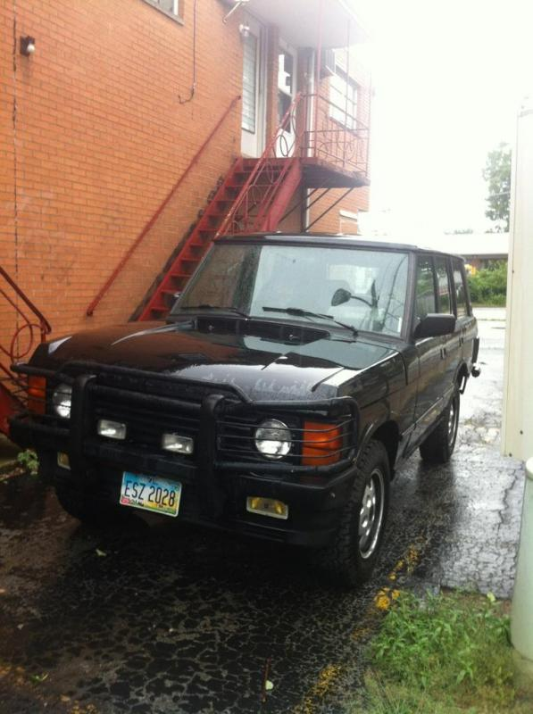 1991 Range Rover Classic County Se Land Rover Forums