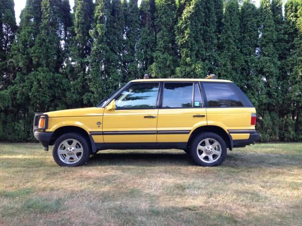 2002 Range Rover Borrego Edition for Sale- 85k Miles, $10,999 - Land