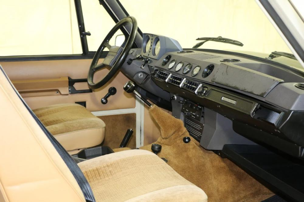 Land Rover Denver >> 1980 Range Rover Coupe Rare! - Land Rover Forums : Land