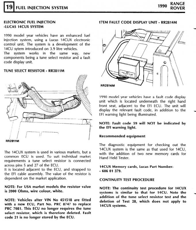 Location of OBD PORT?? - Land Rover Forums : Land Rover and Range