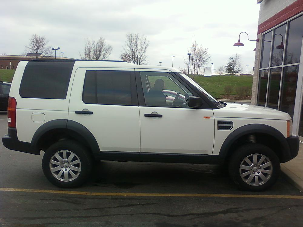 3 Inch Lift Kit >> Lifted my LR3 2.5 inch.... More to come! - Land Rover ...