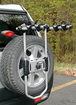 Spare Tire Bike Rack Land Rover Forums Land Rover And