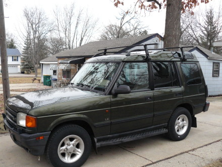 Diy Projects Page 2 Land Rover Forums Land Rover And