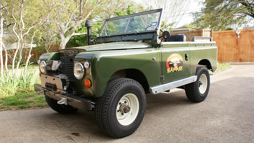 Land Rover Seattle >> Pictures of your Series truck!! - Page 6 - Land Rover ...
