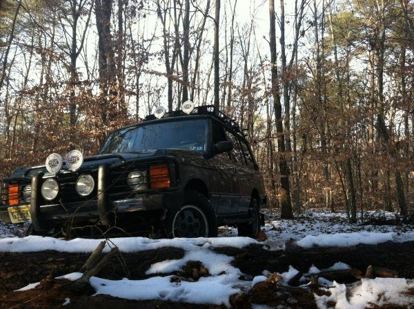 Showcase cover image for jkleev2's 1993 Land Rover Range Rover Classic