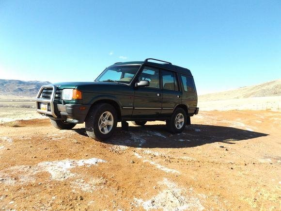 Showcase cover image for partsguru's 1998 Land Rover Discovery 1