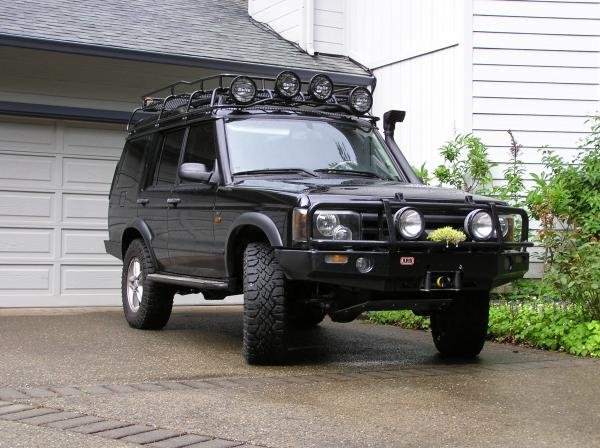 Showcase cover image for xtype's 2004 Land Rover Discovery II